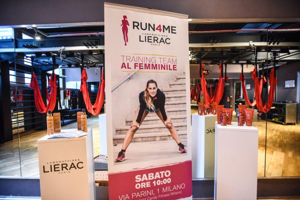 La forza delle donne: il progetto Run4Me Lierac