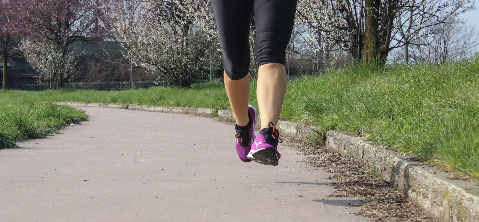 La primavera ai piedi con le Mizuno Waveknit R1 Running Factor