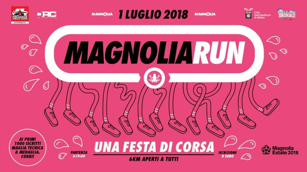 Magnolia Run, una festa di corsa