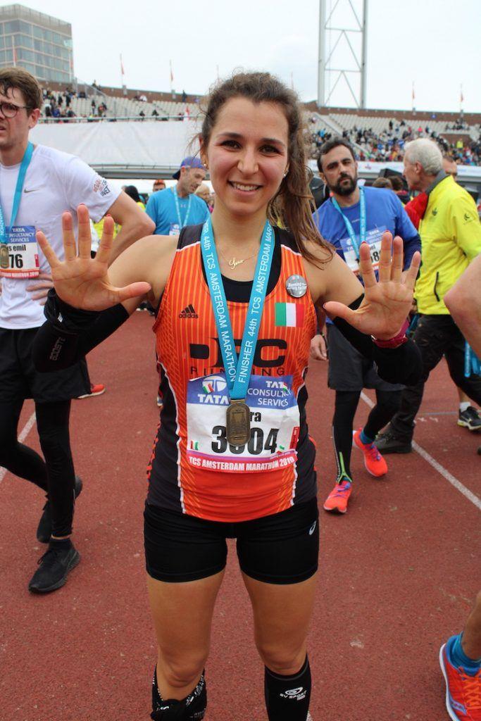 Amsterdam Marathon: la mia decima maratona