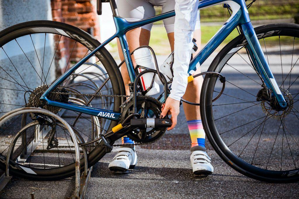 Via Velo Bicycle U Lock